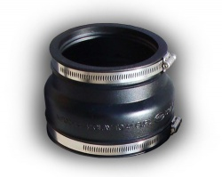 265-190mm x 190-215mm Flexible Adaptor