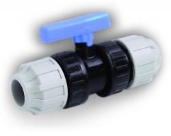 20mm MDPE Stop Valve