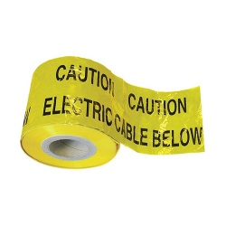 Electric Warning Tape x 365m