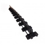 75mm High Heavy Duty Lawn Edging x 1m (pack of 5)
