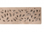 Botanical Decorative Channel Drainage Grate Sand x 900mm