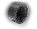 1½'' BSP Threaded Cap