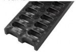 Replacement grate x 1m for DCLP907 A15 Plastic