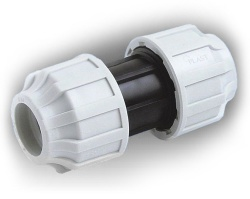 20mm MDPE Pipe Coupling