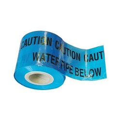 Water Warning Tape x 365m