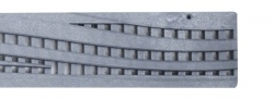 Wave Decorative Channel Drainage Grate Grey x 900mm