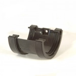168mm Half Round Gutter Union Bracket