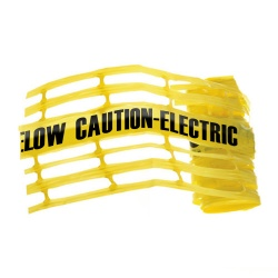 Electric - Detectable Warning Mesh 200mm x 100m