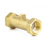 1'' DZR Double Check Valve Female BSP