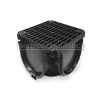 Quad Box HDPE Grate CD 406